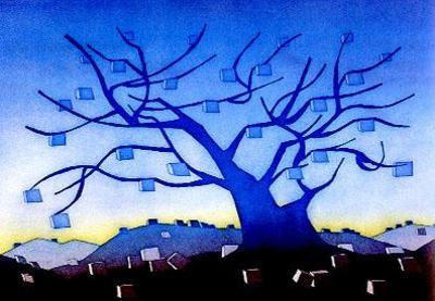 nel bosco dei libri-albero