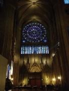 Notre Dame desde dentro