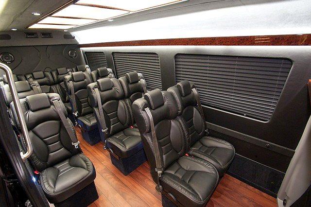 Sprinter limousine  Limo Service  Executive ground