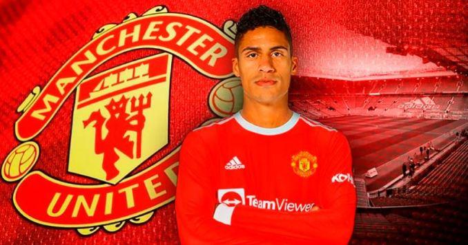 Varane Manchester United