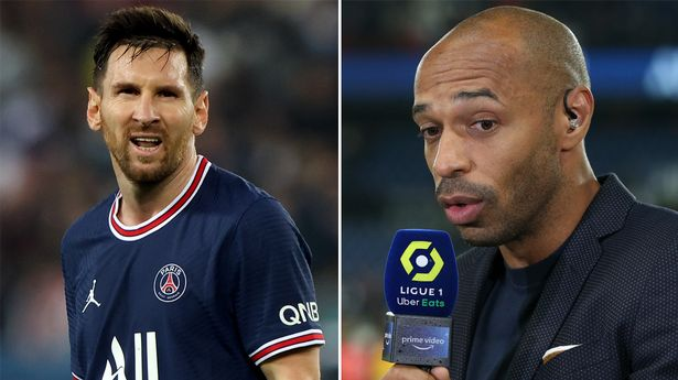 Messi and Henry