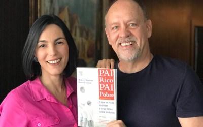 """O que o livro """"Pai Rico, Pai Pobre"""" nos ensinou sobre independência financeira?"""
