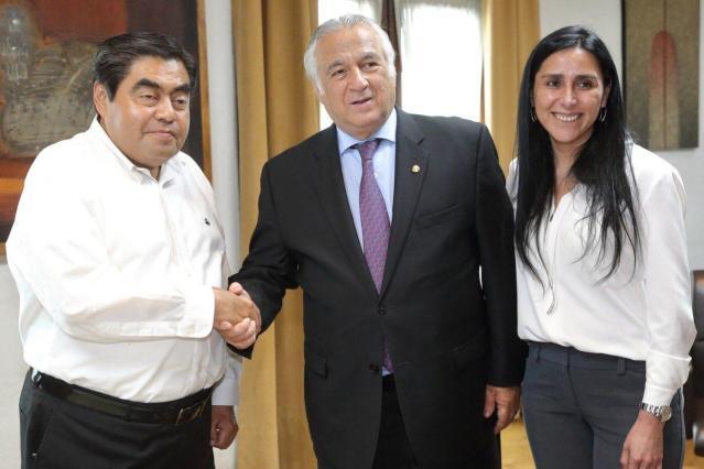 Busca Puebla junto con Gobierno de México fortalecer turismo en el estado