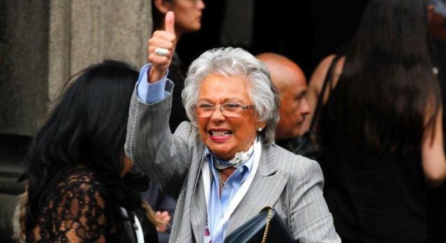 Olga Sánchez Cordero: Si al aborto y al uso de mariguana