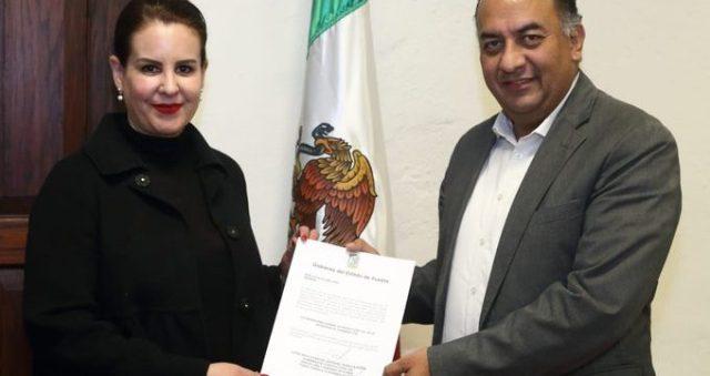 La Coordinación de Protección Civil en Puebla estará a cargo de Ana Lucía Hill.