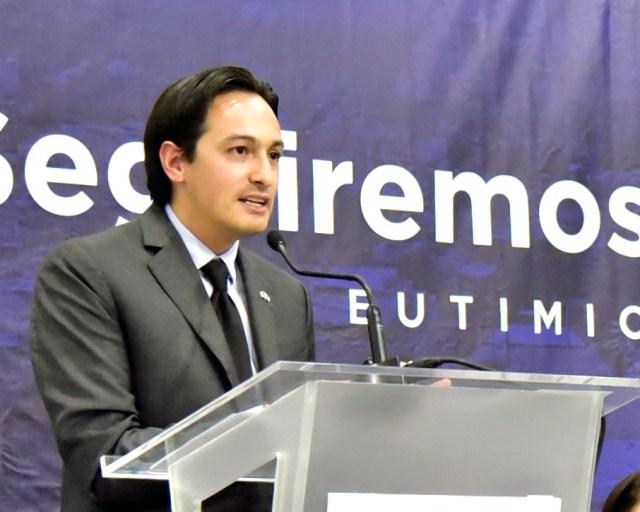 Salario solidario propuesto por Acción Nacional evitará desempleo en la CDMX: Andrés Atayde