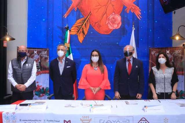 Chile en Nogada, patrimonio intangible de la humanidad