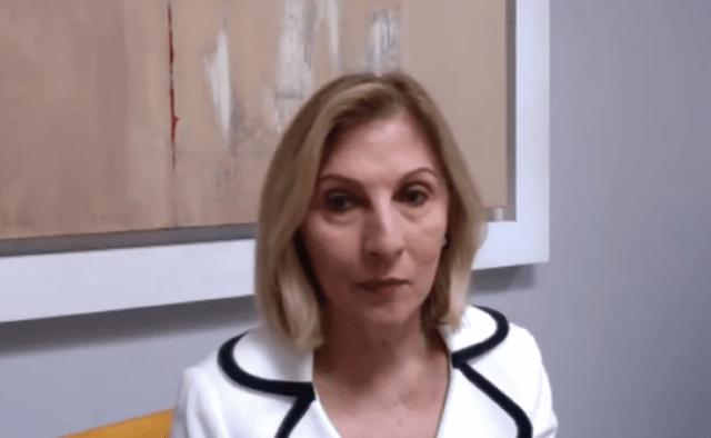 No se hagan bolas: Cecile Camil sería magnífica relevo de González Saravia en la STyC