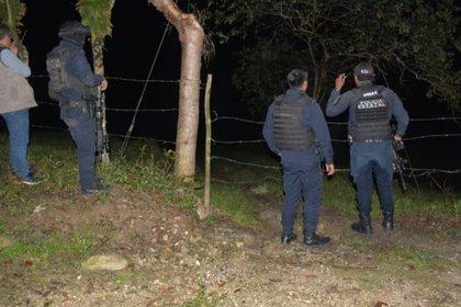 En Veracruz abandonan 10 cuerpos en carretera de Las Choapas