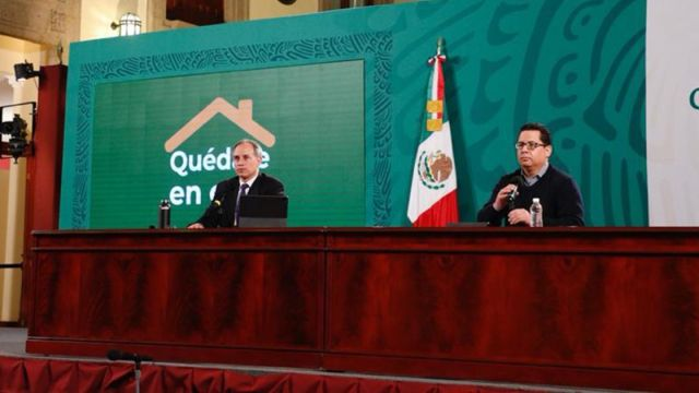López-Gatell: Se analiza aplazar segunda dosis de vacuna Pfizer