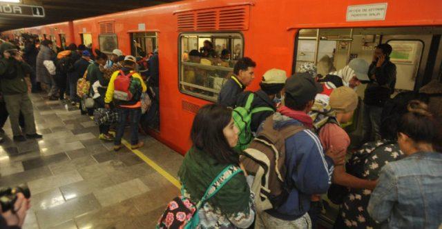 El día viernes comenzaron las pruebas en trenes vacíos para reoperar servicio el día lunes