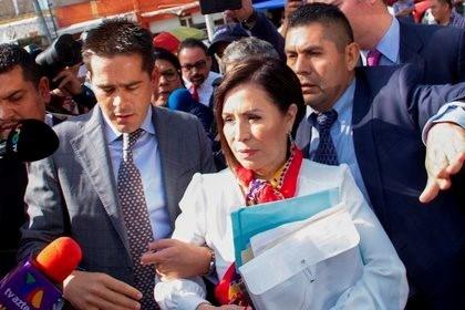 Rosario Robles se declara inocente del desvío de más de 5 mil mdp