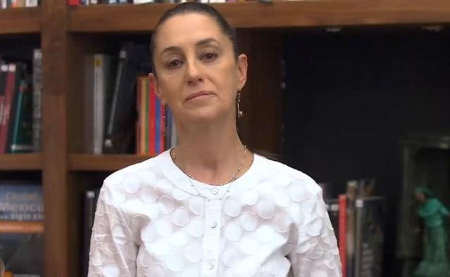 Sheinbaum invita a mujeres a manifestarse en la CDMX de forma pacífica