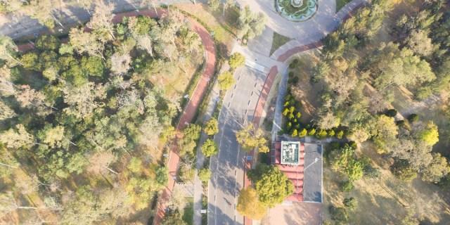 Inauguran ciclovía inteligente en Chapultepec: recolecta agua