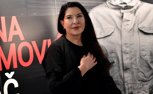 """La artista de """"performance"""" Marina Abramovic gana el Premio Princesa de Asturias 2021"""