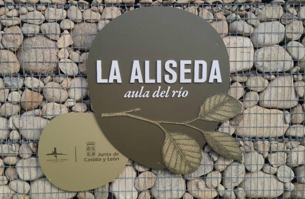 Logo Aula del Río La Aliseda