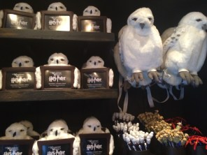 Filch's Emporium of Confiscated Goods Hedwig