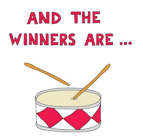 ¡Tenemos ganador@!