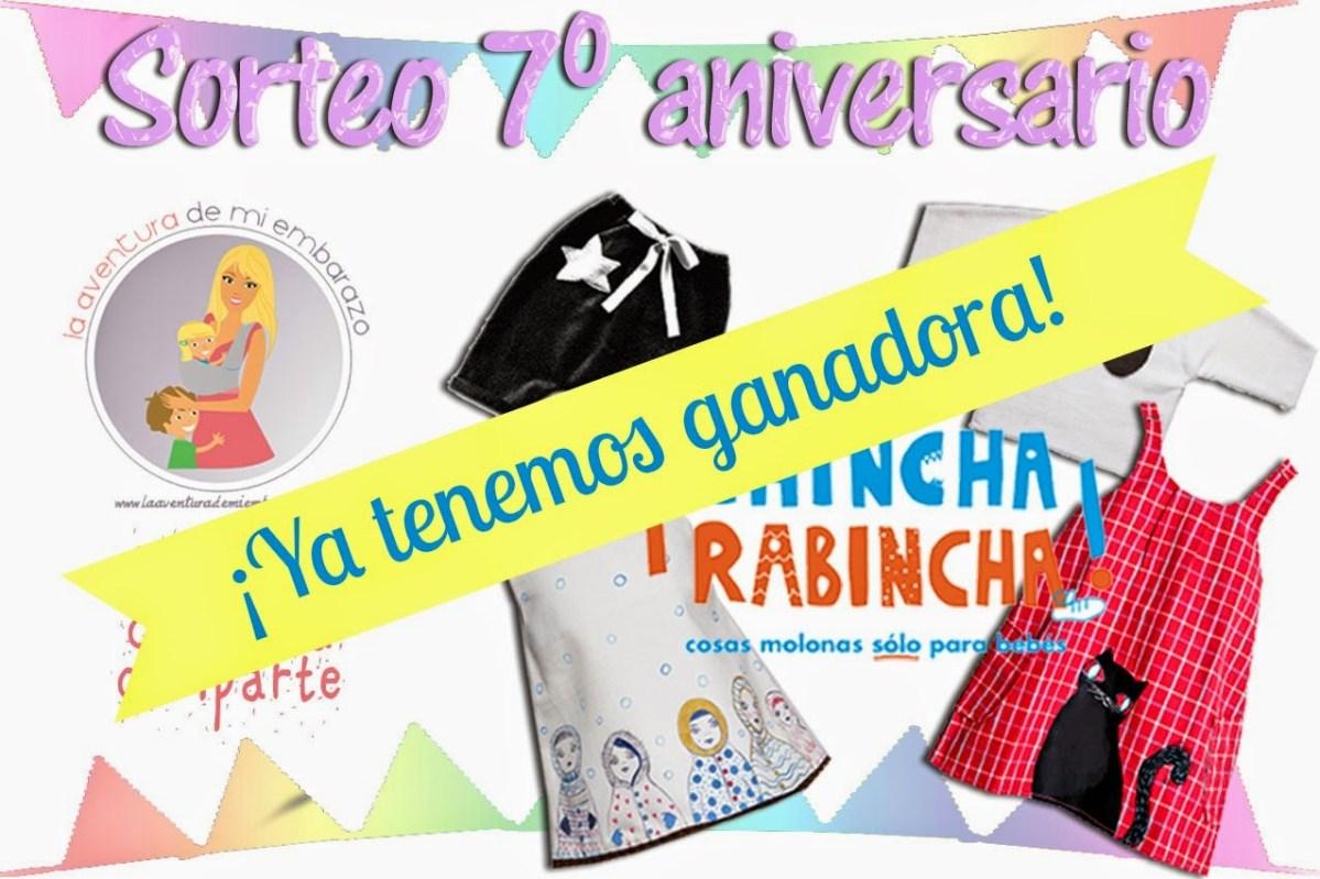 Resultados 1º Sorteo 7 Aniversario con ¡Chincha Rabincha!