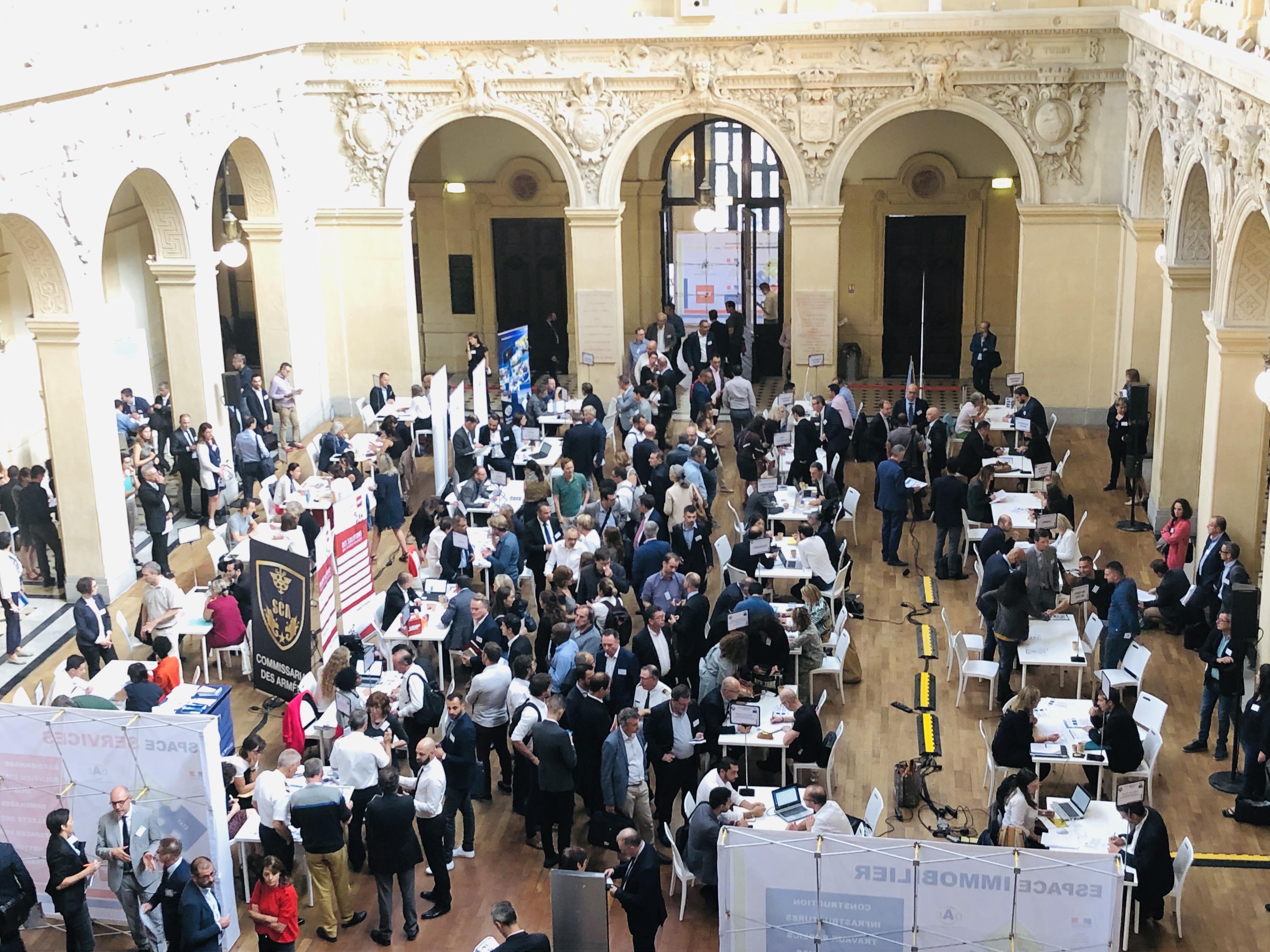 # INNOVATION PUBLIQUE Rencontre acheteurs de l'Etat-entreprises : organiser un événement en mode design
