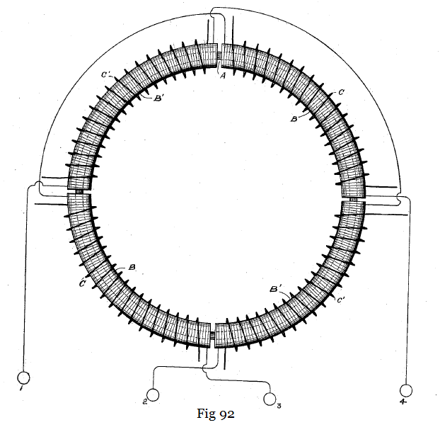 Tesla Patent 382,282