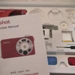 プラモデルを一度も作った事が無いツマーでも40分で作れた!自分で組み立てるデジカメ「ビッグショットカメラ」