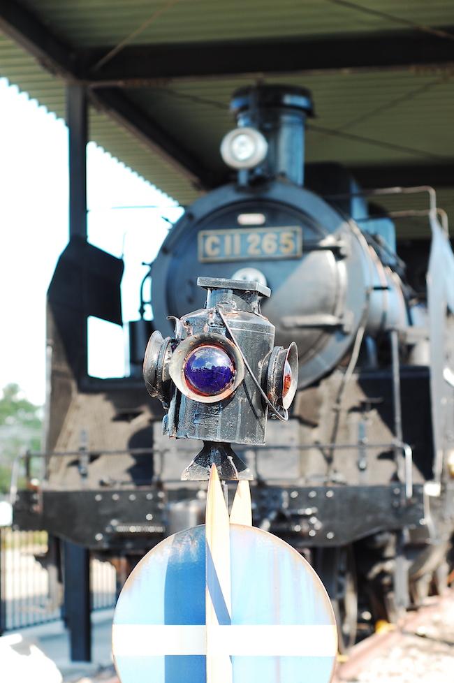 半田市駅前「半田市鉄道資料館」:Nikon D40
