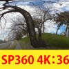 PIXPRO SP360 4Kの「360度動画」をYouTubeにアップロード