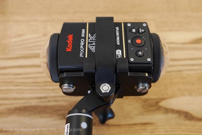 Kodak PIXPRO SP360 4K 『2台』で全天球撮影にチャレンジ!