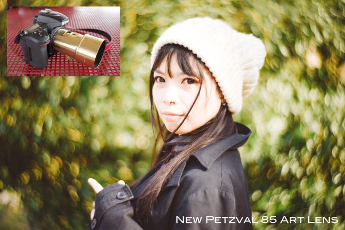 強烈なグルグルボケ!ロモのペッツバールレンズ「New Petzval 85 Art Lens」を使ってみた!