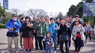 #SH_WALK Vol.4を東山動植物園で3月12日に開催しました!