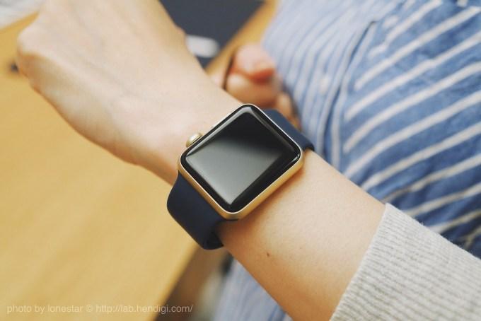 Apple Watchを買うならやっぱりアップルストアがオススメ!Apple 名古屋栄でSERIES 2の38mmスポーツバンドを買ってきた。