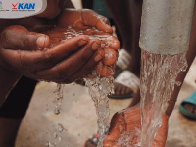 ciri ciri air mengandung limbah