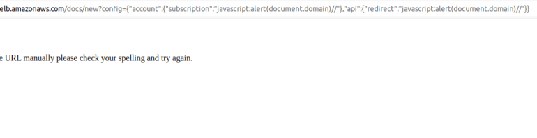 payload with JSON