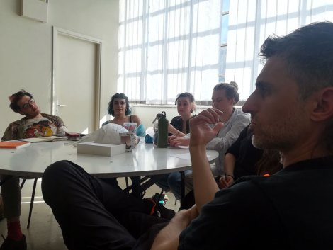 Creating Cosmoses workshop, Thanos Zakopoulos, ASFA Lab12