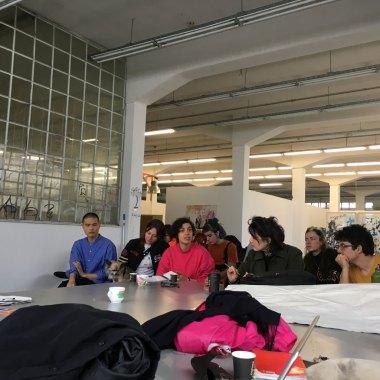 Snehta Residency, Studio Visit, ASFA Lab12
