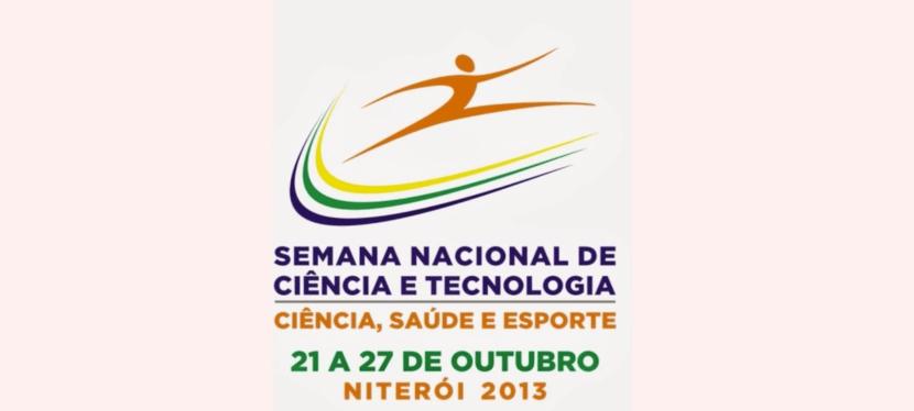 Semana Nacional de Ciência e Tecnologia (2013)