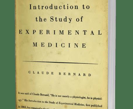 A Medicina Experimental de Claude Bernard