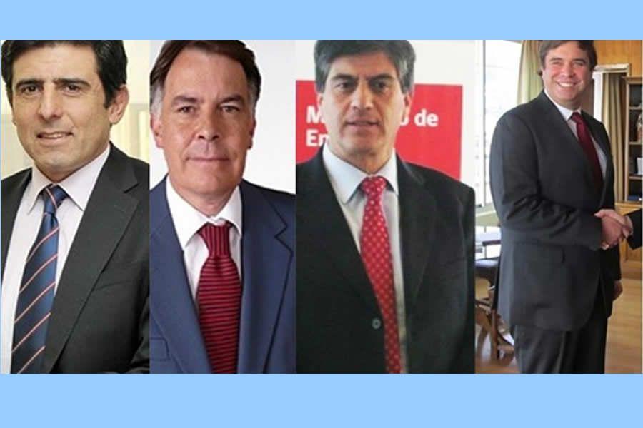 Ex Intendente, Seremis, Director SEA