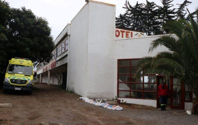 Residencia Sanitaria