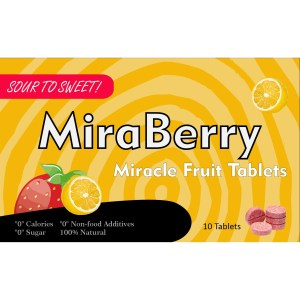 MiraBerry Fruit Miracle Baie Miracle