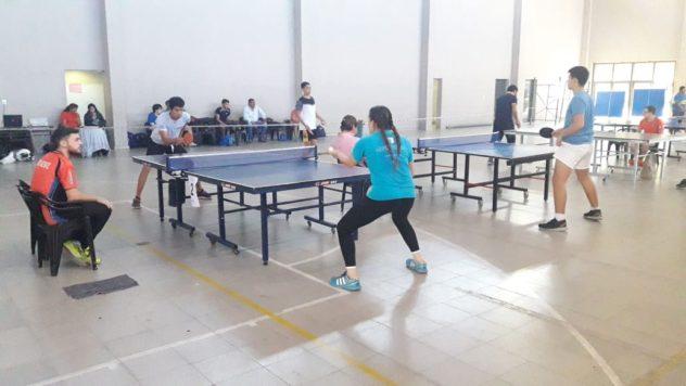 fa53958e7 Escuela de Tenis de Mesa local organiza la cuarta fecha del Torneo  Provincial