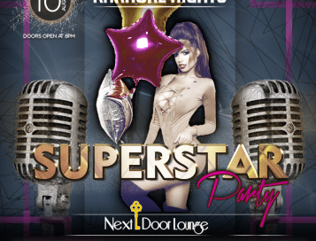 """Superstar"" Karaoke Party, August 10th"