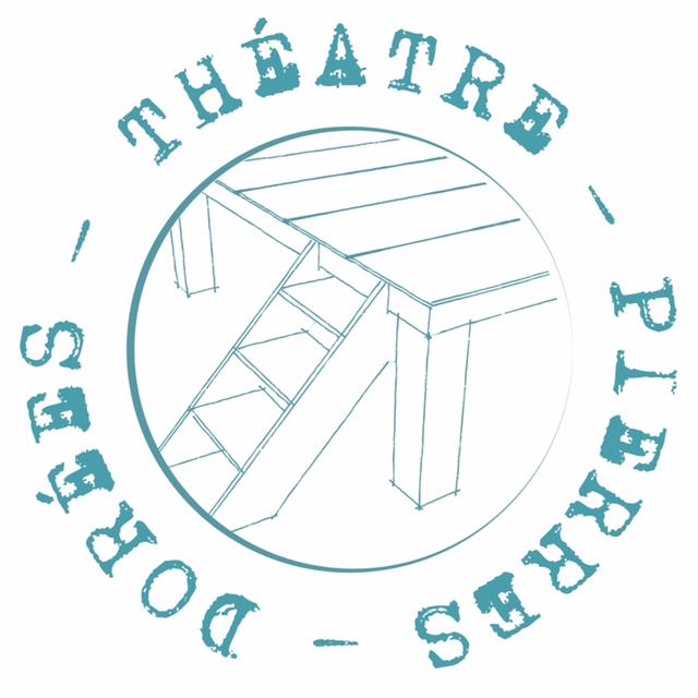 theatre en pierres dorées logo