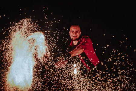Lavareda Fireshow - Cuba Libre, fot.Mykhailo Kapustian