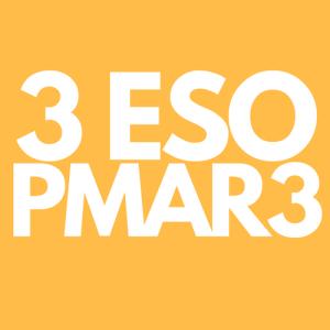 Libros 3ESO y PMAR3