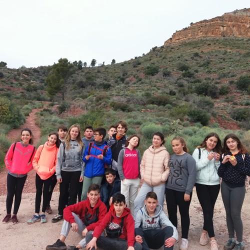 CBSAA-1819 Subida al Pico de la Peña (2)