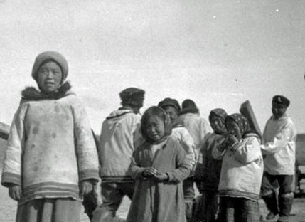 inuit deportados