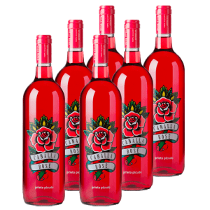 Canalla Rose Prieto Picudo caja de 6 botellas