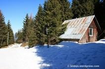 Rozvodi auf Anhöhe der Seewand 115o m